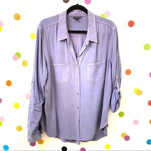 Rock and Republic Button Down Shirt